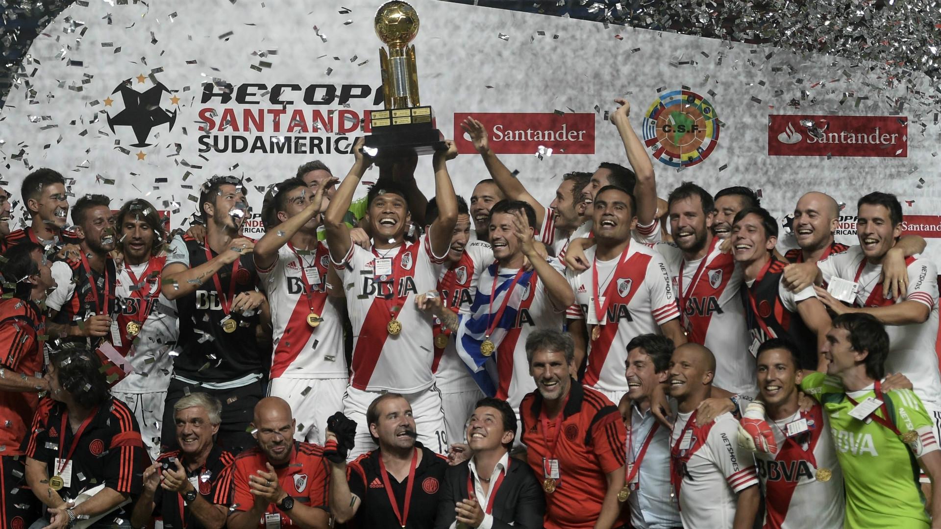 River Plate Recopa Sudamericana 2015