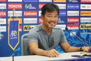 Lim Teong Kim, Malaysia U16, AFC U16 Championship, 27092018