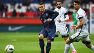 Marco Verratti PSG Montpellier