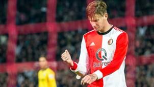 Michiel Kramer, Feyenoord, KNVB Beker 09202017
