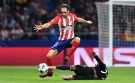 Juanfran Atletico de Madrid Qarabag UCL 31102017