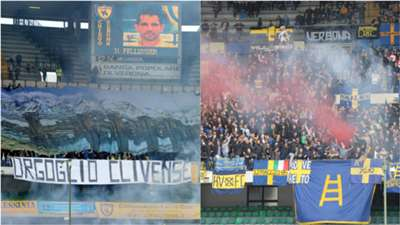 Derby Chievo Hellas Verona