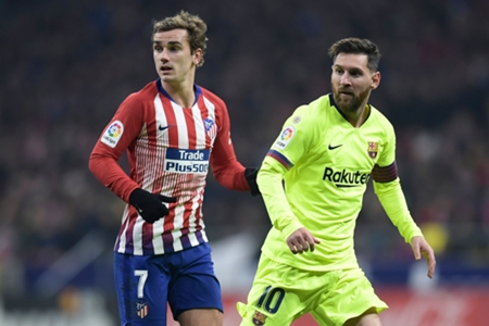 06a539430d Atlético de Madrid x Barcelona