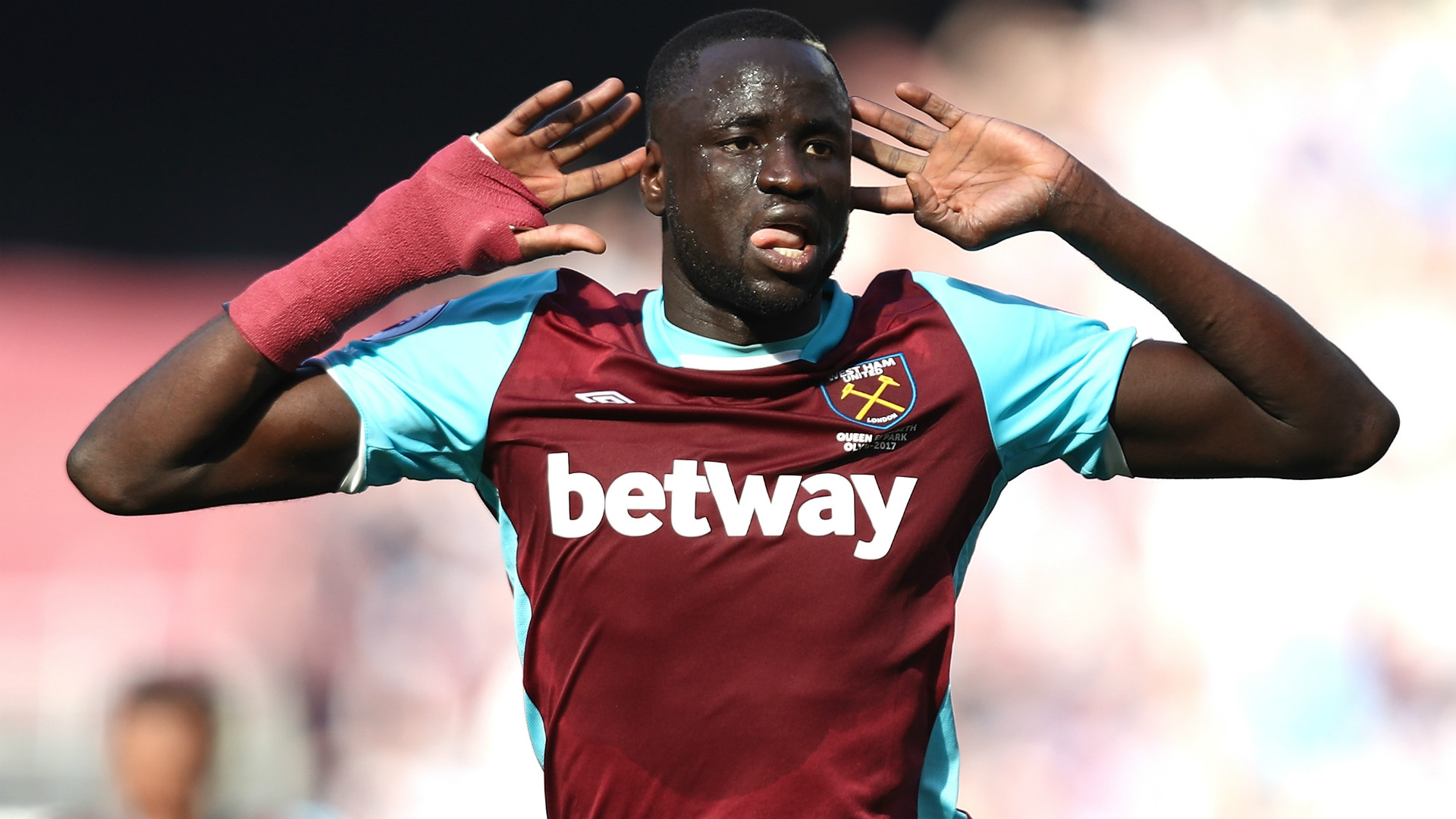 West Ham suspend recruitment boss over 'mayhem' causing Africans comment