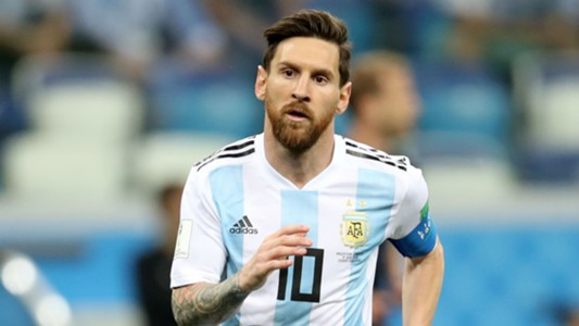 Lionel Messi Argentina World Cup 2018