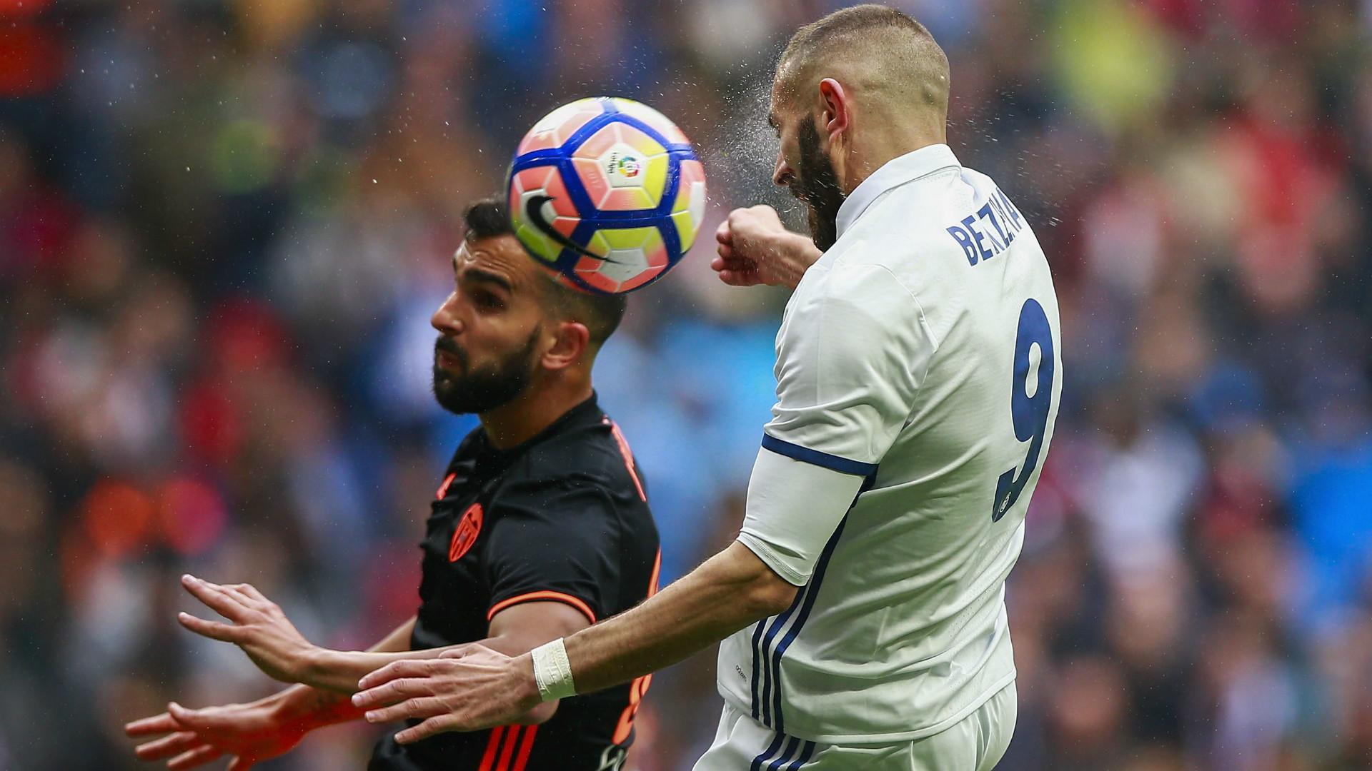 Karim Benzema Real Madrid La Liga
