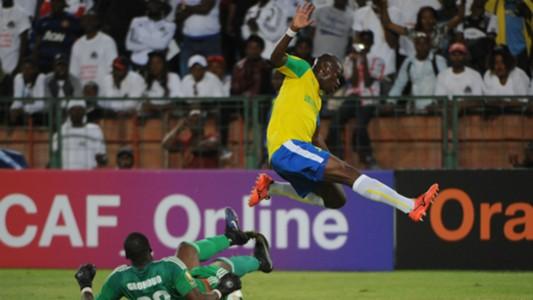 Mazembe, Sylvain Gbohouo & Sundowns Hlompho Kekana