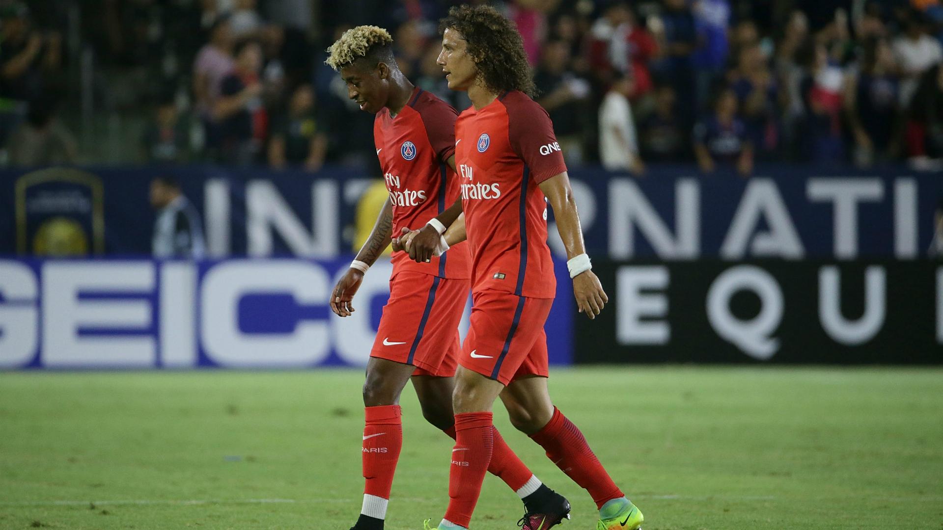 Presnel Kimpembe David Luiz PSG 30072016