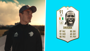 Drogba, Zidane and Kanu - FIFA pros pick their dream FIFA Icon cards