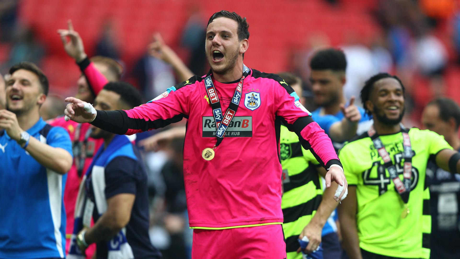 Danny Ward at Huddersfield