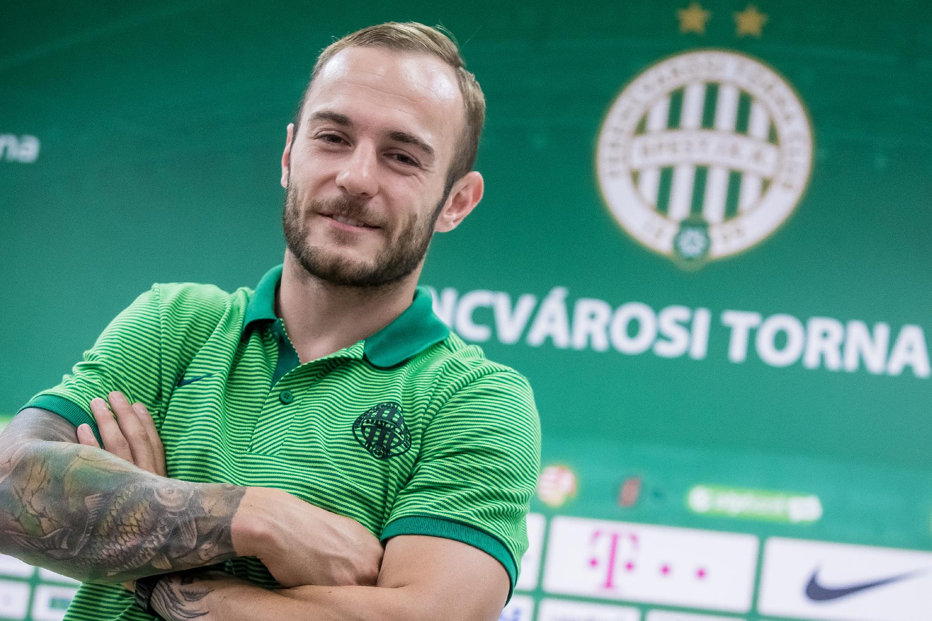 Lovrencsics Gergő Ferencváros Fradi HD