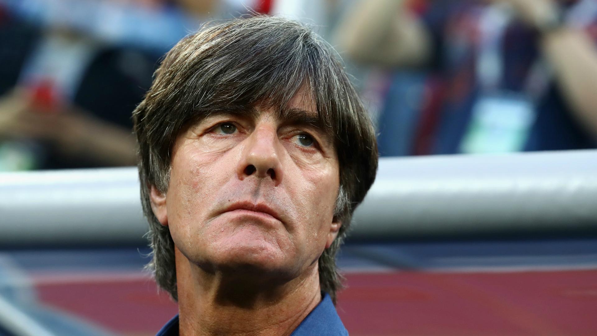 Es triste que Chile e Italia no hayan clasificado — Joachim Löw