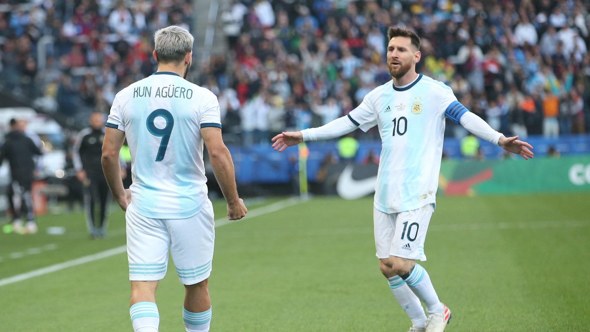 Carton rouge pour Messi, l'Argentine termine 3ème — Copa America