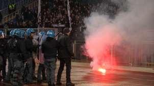 Eintracht Frankfurt Fans Lazio Europa League 13122018