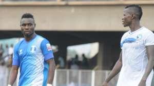 3SC's Abayomi Adebayo and Enyimba's Olufemi Oladapo