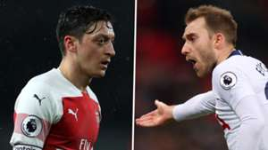Ozil out at Arsenal & Eriksen in at Liverpool? Who the 'Big Six' should sell and sign this summer