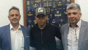 Damian Puebla Boca Juniors 2019
