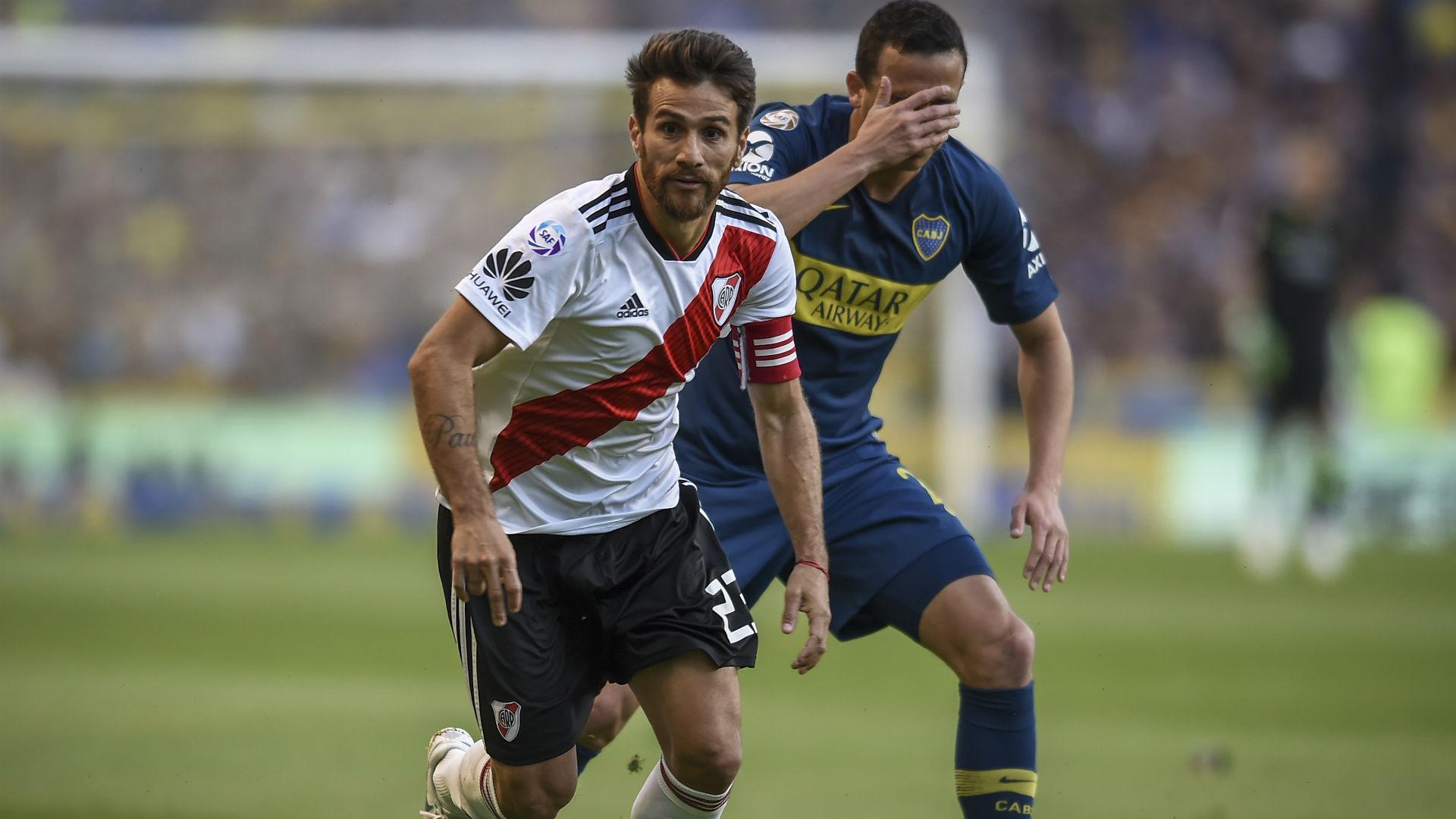 Ponzio Boca River Superclasico Superliga 23092018