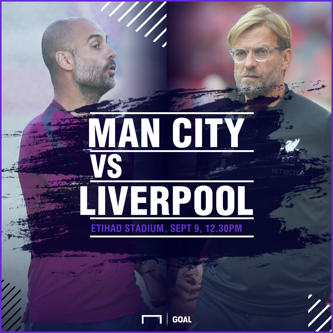 Man City v Liverpool Sept 2017