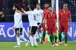 Mohamed Salah Portugal Egypt 03/23/18