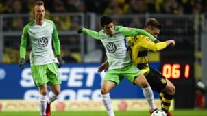 Dortmund Wolfsburg Piszczek William 14012018