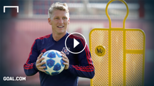 Bastian Schweinsteiger München 2018