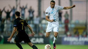 Rijeka AEK Kvrzic 14092017 Uefa Europska liga