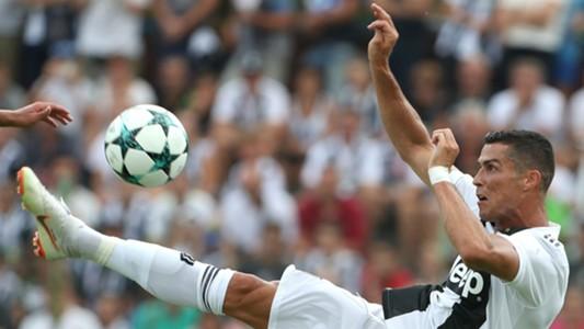 Cristiano Ronaldo Juventus boots