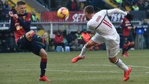 Borini Genoa Milan Serie A