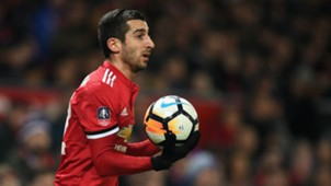 Henrikh Mkhitaryan Manchester United Derby FA Cup