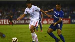 Andres Roa Huracan Emelec Copa Libertadores 14032019