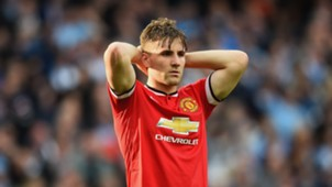 Luke Shaw Manchester United Premier League