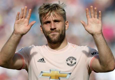 Shaw signs £190,000 a week five-year Man Utd deal