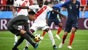 Pedro Gallese Peru World Cup