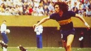 Carlos Randazzo Boca Juniors
