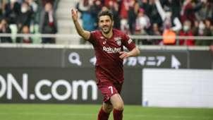 David Villa Vissel Kobe 2019-03-02