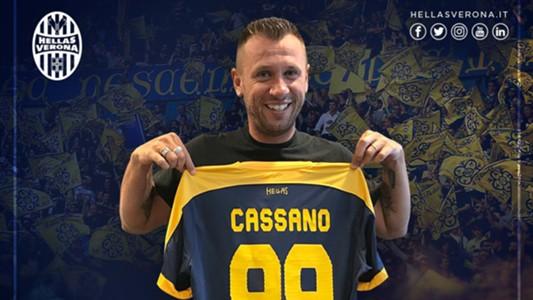 Antonio Cassano Verona