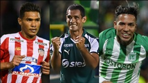Liga Águila Collage