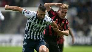 Nicolas Sanchez Ezequiel Barco Monterrey Atlanta United Concacaf Champions League 2019