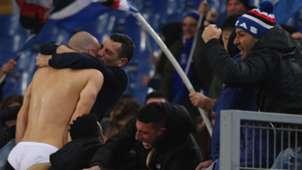 Riccardo Saponara Lazio Sampdoria