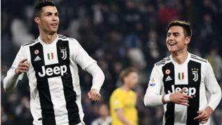 Ronaldo Dybala Juventus Frosinone Serie A