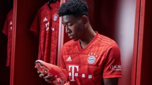 Bayern Munich 2019/20 home kit