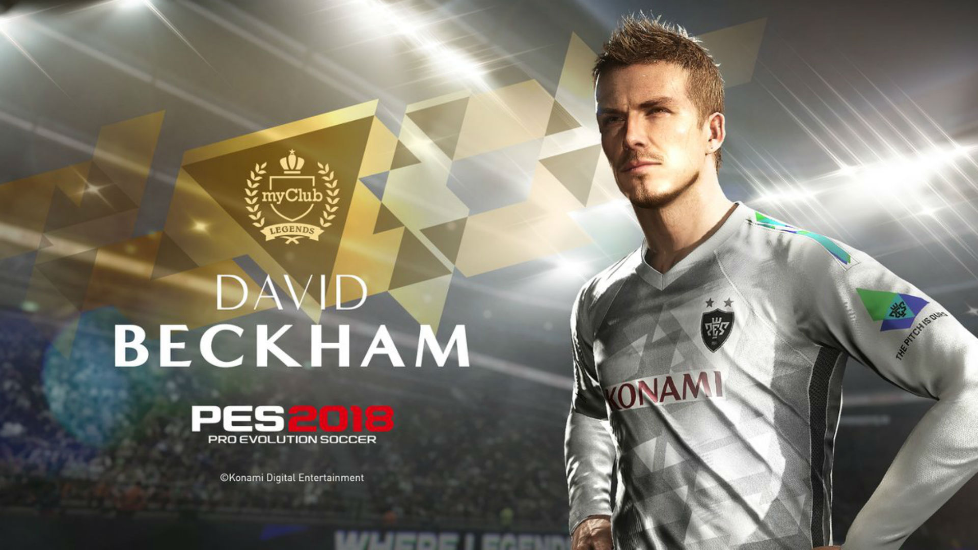 David Beckham in PES 2018: All you need to know | Goal com