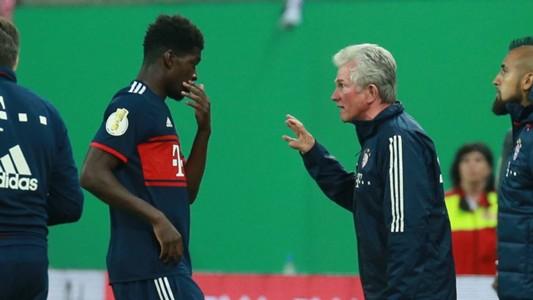 *GER ONLY* Wriedt Heynckes FC Bayern RB Leipzig
