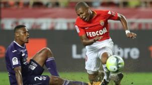 Kylian Mbappé Kelvin Amia Monaco Toulouse Ligue 1 08042017