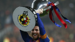 Lionel Messi Trophy 2