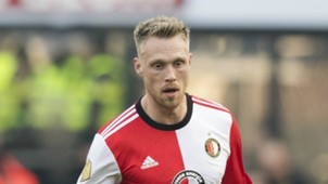 Nicolai Jörgensen, Feyenoord - Heracles, 02182018