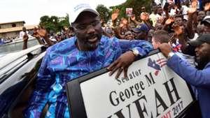 2017-12-29 George Weah Liberia