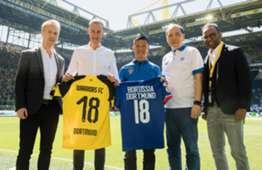Borussia Dortmund Warriors FC Singapore