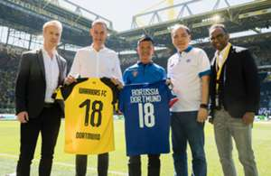 Borussia Dortmund Warriors FC Singapore